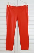 J.CREW NWT $79 Minnie Stretch Ankle Cropped Skinny Cotton Blend Pants Size 4