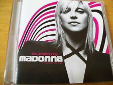 MADONNA DIE ANOTHER DAY CD SINGOLO   6 TRACKS