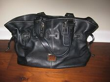 GORGEOUS Dooney & Bourke Large Leather Handbag - Great Condition !!!