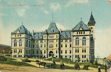 QUEBEC QC – City Hall L'Hotel de Ville