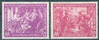 DDR, Mi.-Nr.248/49**, 248 Plettenfehler I, Michel zusammen 172€