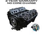 7.4 454 Gm Mercruiser Gen 5 Reverse Marine Long Block Engine W24 Mon Warranty