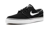 Nike Zoom Stefan Janoski OG Men's Black White Gum Light Brown 833603-012 NIB