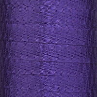 1 METRE PURPLE METALLIC WIRE MESH RIBBON FROM MENONI ITALY, LIKE WIRELACE