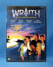 The Wraith Charlie Sheen Randy Quaid Music By Ozzy Osbourne Platinum 2004 DVD