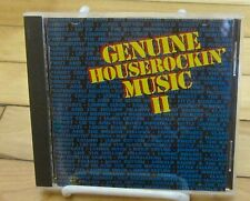 Original Houserockin 'Musik II CD Kompilation original 1987 Alligator neuwertig