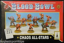 1994 Chaos Bloodbowl 3rd Edition Boxed Citadel Fantasy All Stars Team Sport MIB