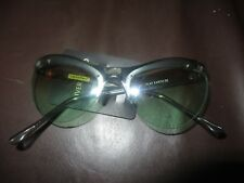 river island mens womens sunglasses brand new with tags clear and grey