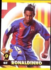 MC 2005   RONALDINHO #92  ( TOP 9 )
