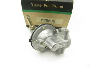 Carter M70086 Mechanical Fuel Pump For 1979-1982 Daihatsu AB L55 L60 S40 Mira