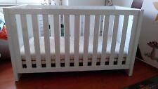 Lit bébé Childwood Glossy White