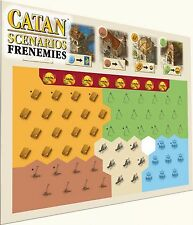 Catan Scenarios: Frenemies of (Settlers of) Catan (New)