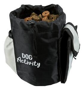 Trixie Baggy Dog Snack Treat Bag Belt Holder For Dog Walking