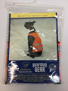 Guardian Gear Relective Safety Vest For Dogs Size Small Hunting Gear