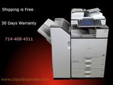 Ricoh Mp C3503 Color Copier Printer Scanner Showroom Demo Unit Low Meter