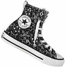 CONVERSE ALL STAR PARTY HI GRAPHIC CHUCK TAYLOR HI SNEAKER STERNE HERZEN 647723C