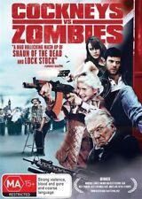 COCKNEYS VS ZOMBIES Harry Treadaway, Michelle Ryan, Jack Doolan DVD NEW
