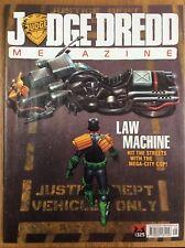 Judge Dredd Megazine Issue 325 17/7/12 American Gothic Mini-trade