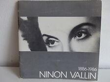 NINON VALLIN 1886 1996 BIZET Pecheurs de perles / MASSENET Manon .. SP1300 MONO