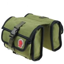 Green Bicycle Bags and Panniers