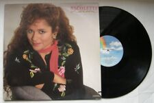 NICOLETTE LARSON (LP 33T) ROSE OF MY HEART