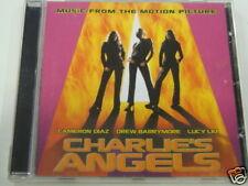 CHARLIE'S ANGELS SOUNDTRACK CD