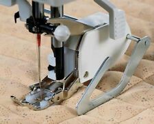 Even Feed/Walking Foot Sewing Machine Presser Foot+Quilt Guide Singer Kenmore