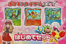 Pokemon Japanese XY Beginners Starter Deck PINK BRAND NEW SEALED!