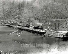 OR Pacific NW PHOTO Westfir Oregon Western Lumber Co RR