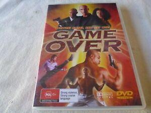 Game Over (DVD) Region Free  Andre McCoy, Daz Crawford