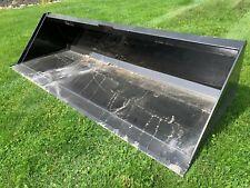 New 84 Skid Steertractor 7 Bucket Bobcat Case Cat John Deere Amp More