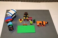 "DIY Lego Table Lego compatible 50x50 base plate cover over 15""x15"" or 48x48 area"