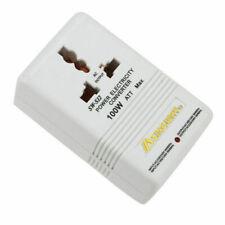 AC 110V to 220V 100W Transformer Step Up&Down Dual Voltage Converter Adapter New