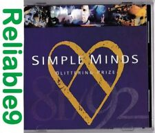Simple Minds - Glittering prize 81/92 CD New not sealed - 1992 Virgin Australia