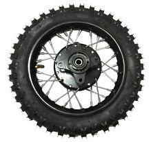 """2.50 x 10"""" Rear Wheel Drum Brake Coolster SDG SSR Lifan Baja 50cc 70cc Pit Bikes"""