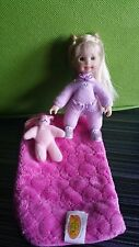 ONLY HEARTS CLUB LI'L KIDS MELODY DOLL AND HER PET.…SLEEPING BAG