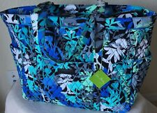 Camofloral Get Carried Away Tote Vera Bradley New with Tags NWT $92