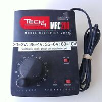 Model Rectifier Corp Tech 4 MRC200 Hobby Transformer Controller   MRC200 MRC200