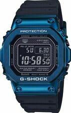 Casio G-Shock Full Metal Blue Digital Watch Japan Limited Edition GMWB5000G-2