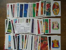 PANINI COMPLETE SET OF 232 STICKERS THE LION KING -LE ROI LION