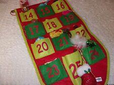 12 Days Before Christmas Pack Cat new pet kitty calendar holiday toy Petco