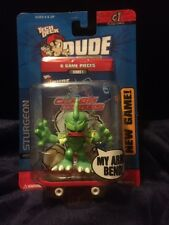 TECH DECK DUDE C1 Clash Crew #123 Sturgeon Bendy Arms Series 1