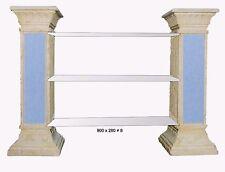 Regal Spiegel Tisch Säule Säulenregal Exklusiv Dekoration Möbel Auf Alt 1846 F70