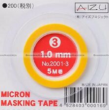 1 roll Aizu Micron Masking Tape 1.0mm 5M S3