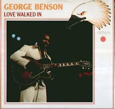 "GEORGE BENSON "" LOVE WALKED IN "" LP NUOVO (PLATINUM)"