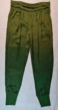 Jules the label JTL olive green Taylor pants size XL