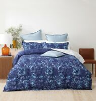 Bianca Canterbury Quilt Cover Set Blue