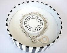 Genuine Authentic THOMAS SABO CHARM CLUB Silver Bracelet
