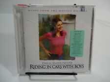 Riding in Cars with Boys Original Soundtrack CD Oct-2001 LIKE NEW