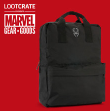 Loot Crate Marvel Exclusive January 2018 Black Panther Carry-On Bag